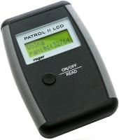 PATROL II LCD Sargų kontrolės skaitytuvas